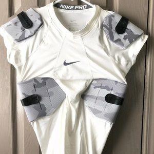 Nike Pro 4 Pad Compression Football Men Size L
